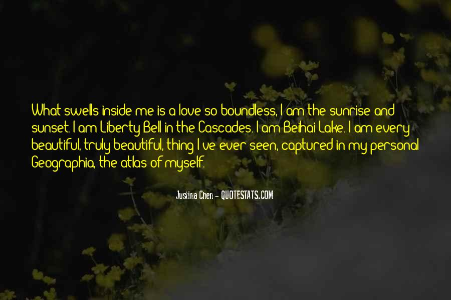 Love Boundless Quotes #775557