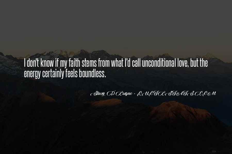 Love Boundless Quotes #854162