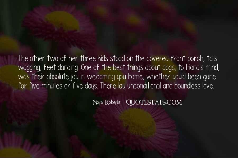Love Boundless Quotes #886724