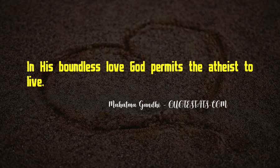 Love Boundless Quotes #916839