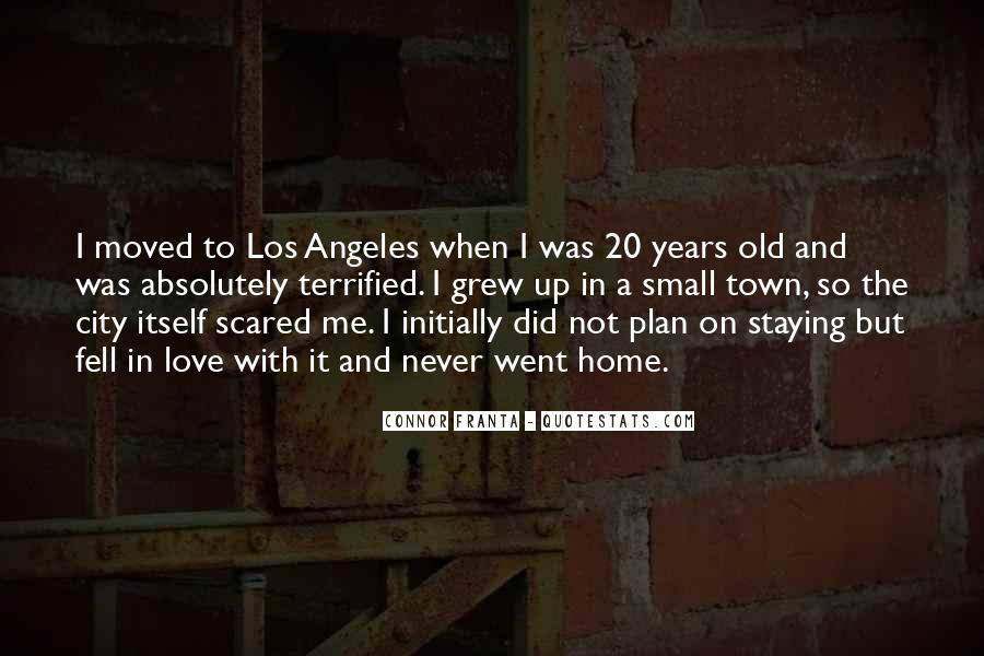 Love But Scared Quotes #1767782