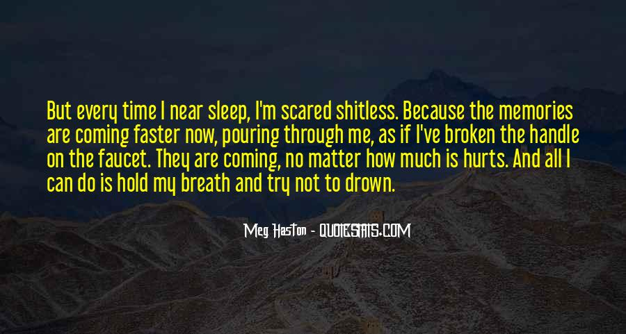 Love But Scared Quotes #944237