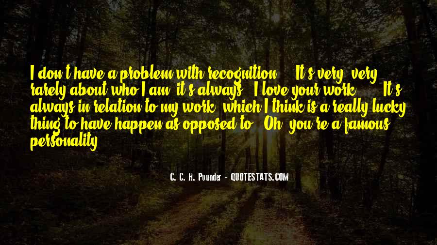 Love Can Happen Quotes #114998