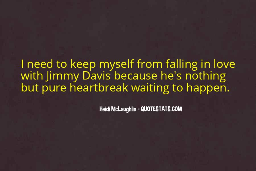 Love Can Happen Quotes #129312