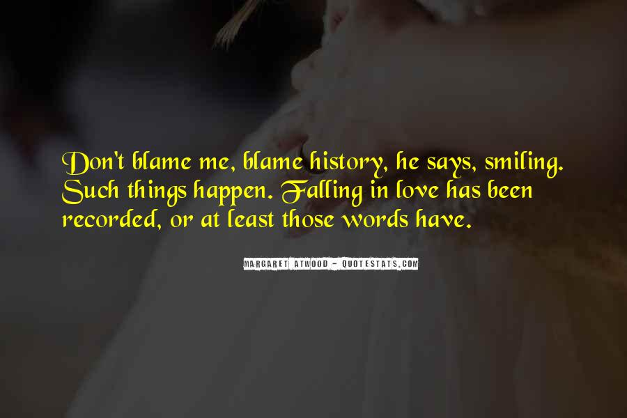 Love Can Happen Quotes #179388