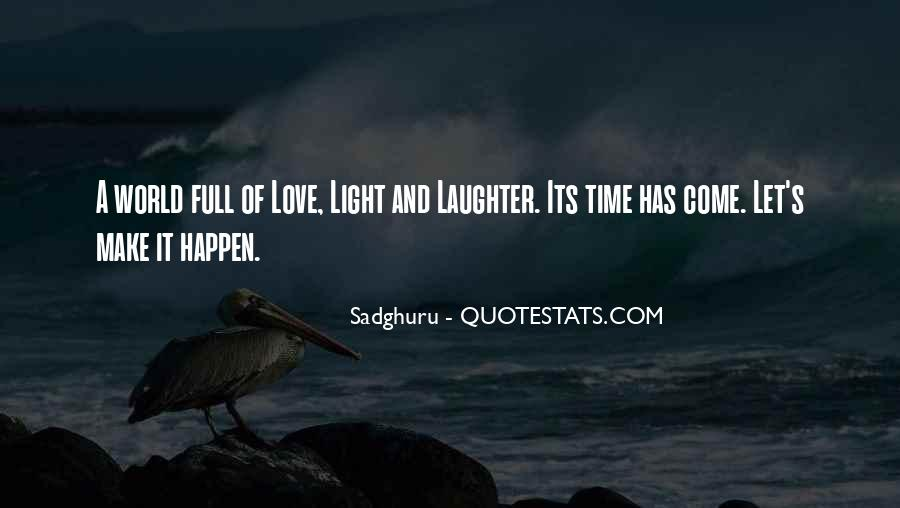 Love Can Happen Quotes #233623