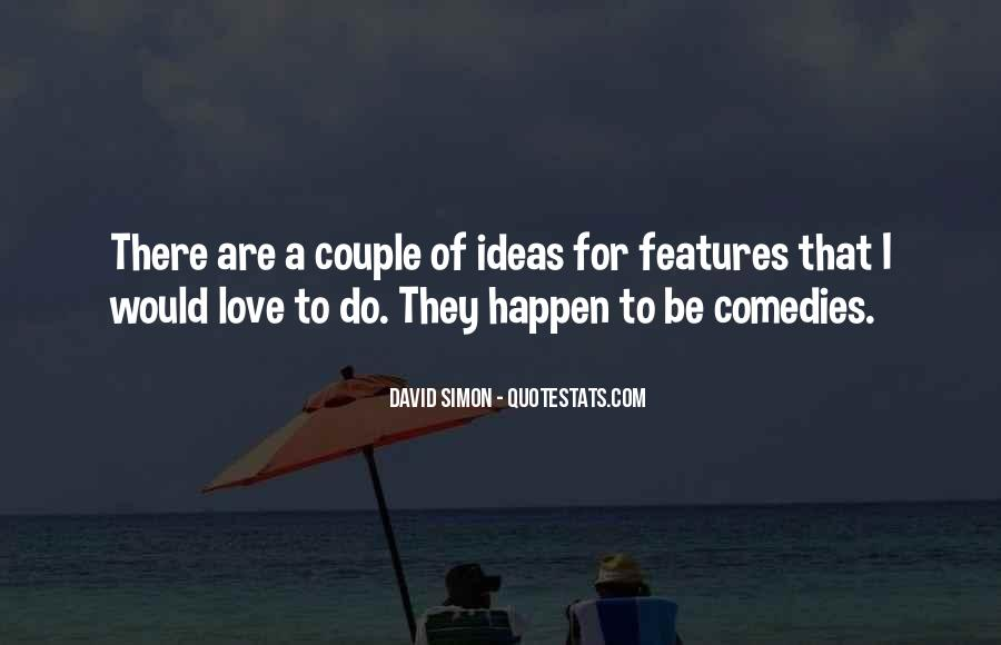 Love Can Happen Quotes #251925