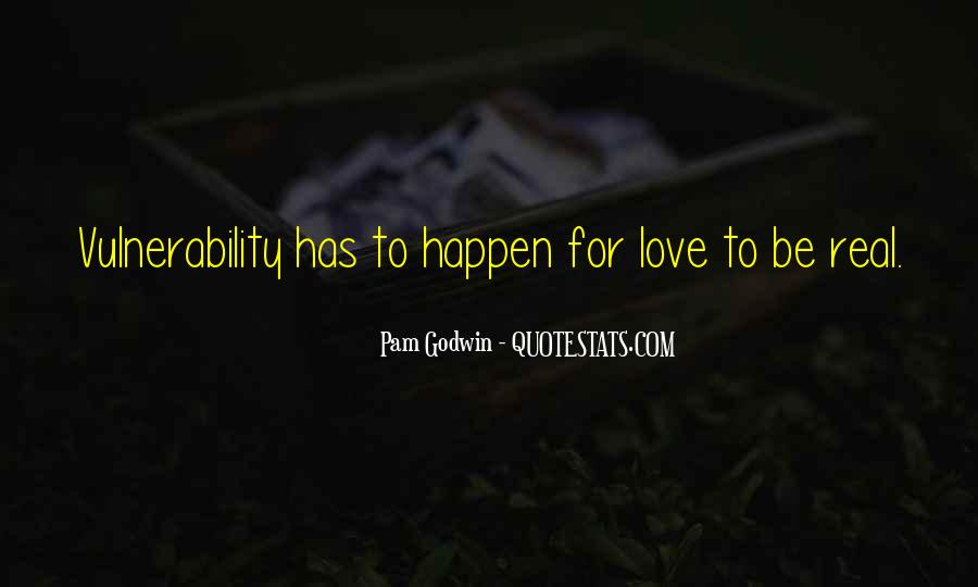 Love Can Happen Quotes #66520