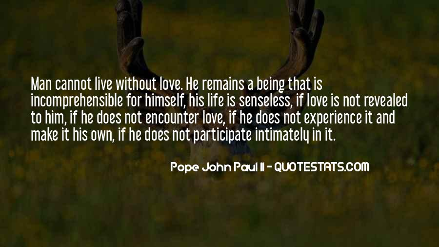 Love Can Make Everything Possible Quotes #15439