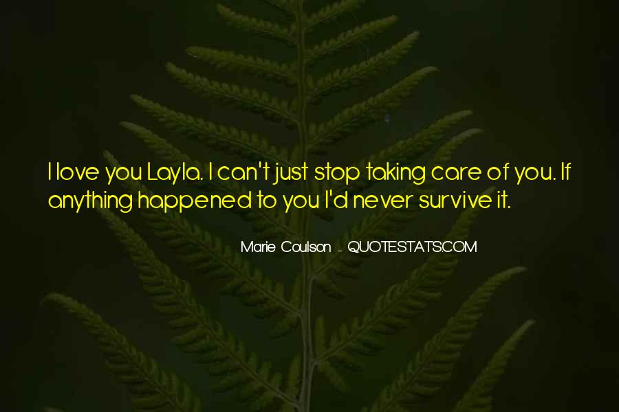 Love Can Survive Quotes #1514449