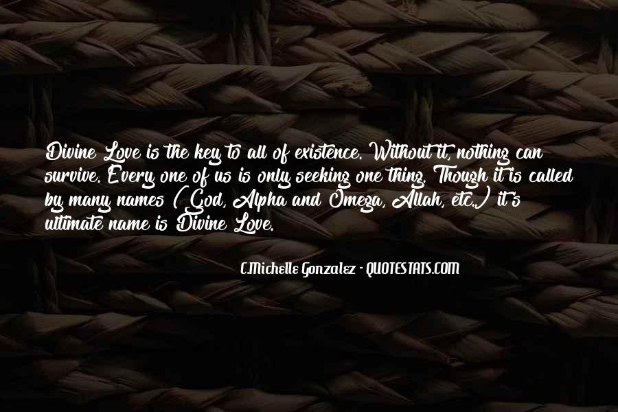 Love Can Survive Quotes #1547820