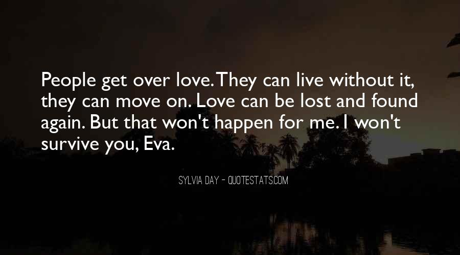 Love Can Survive Quotes #1574032