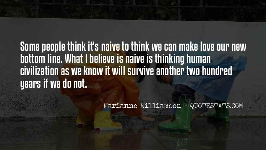 Love Can Survive Quotes #1625878