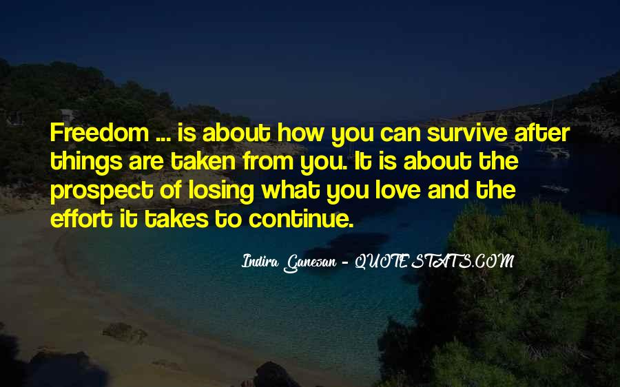 Love Can Survive Quotes #772411