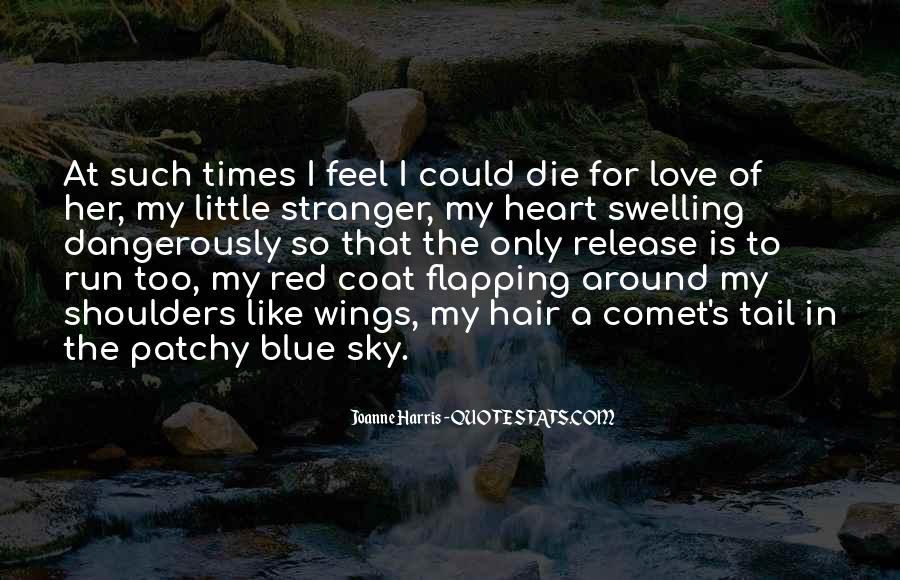 Love Coat Quotes #1003880