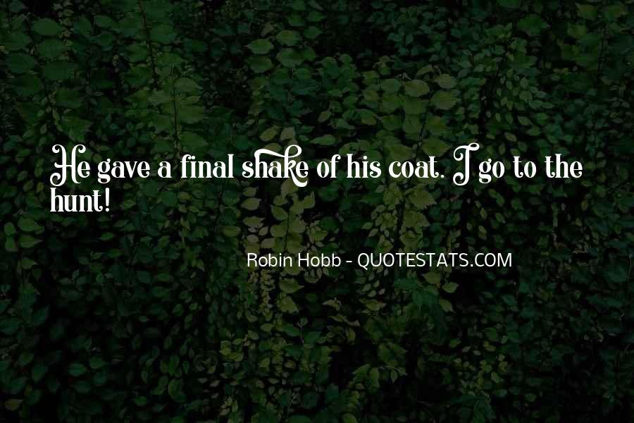 Love Coat Quotes #1652778