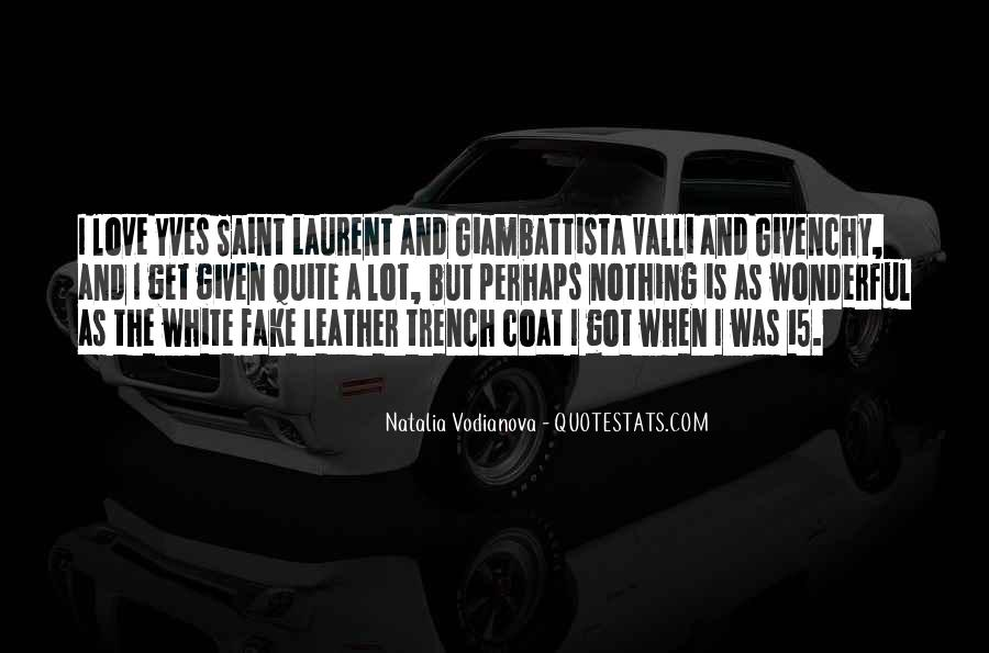 Love Coat Quotes #402470