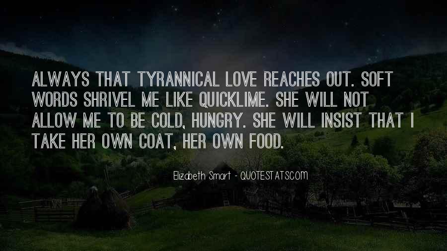 Love Coat Quotes #46264