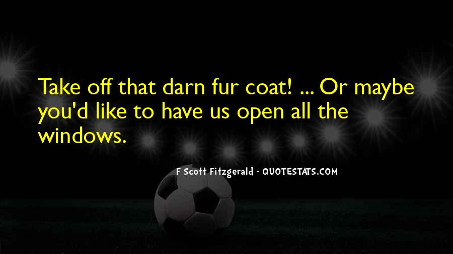 Love Coat Quotes #703265