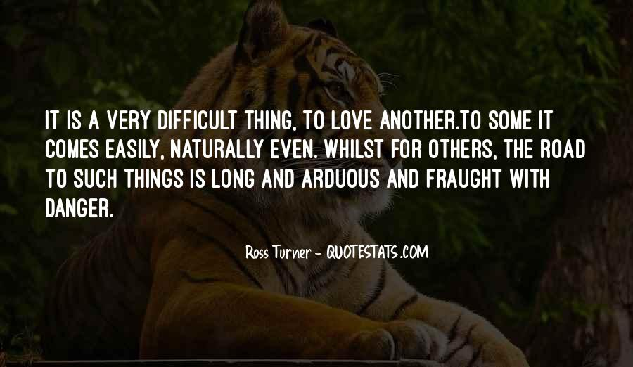 Love Comes Naturally Quotes #362240