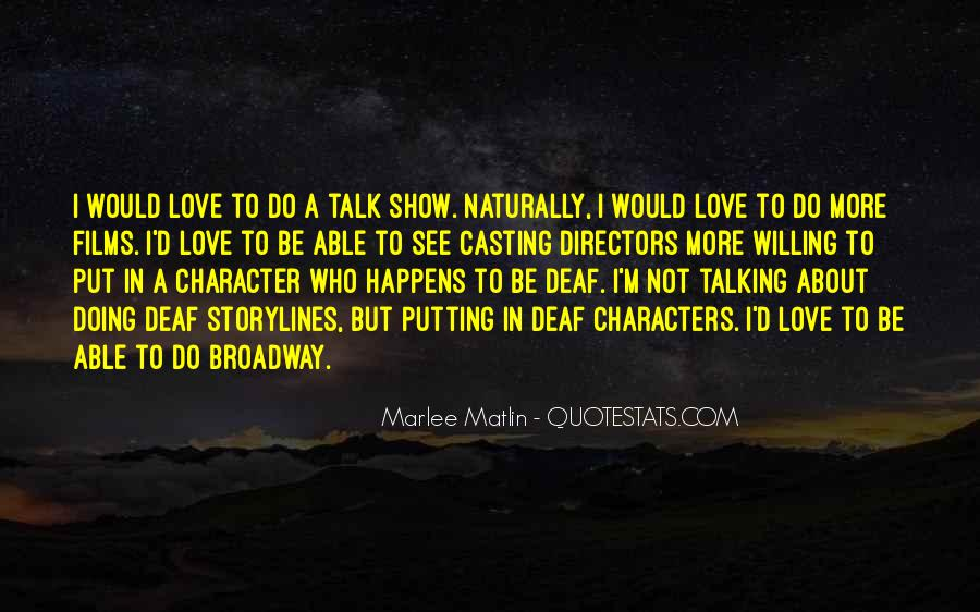 Love Comes Naturally Quotes #373925