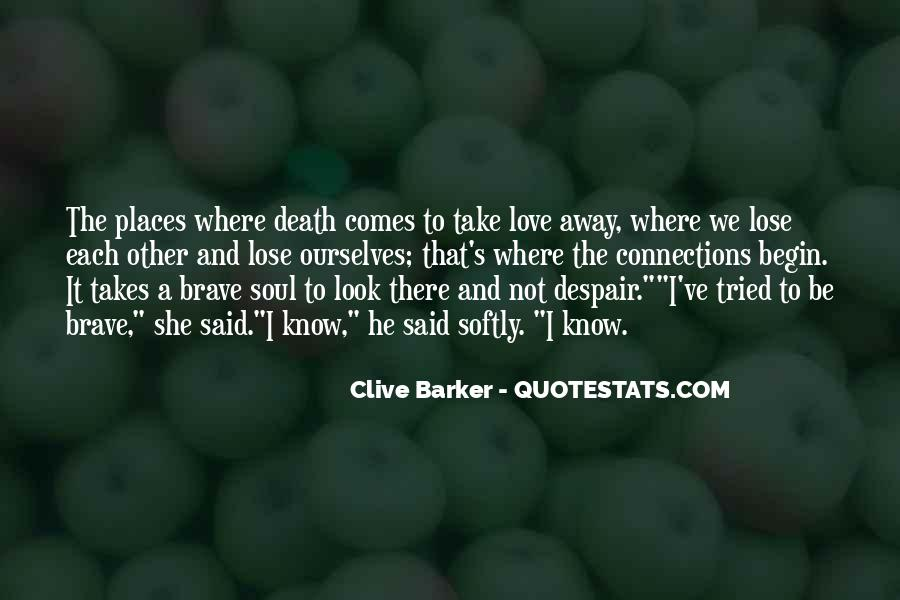 Love Comes Softly Quotes #1336073