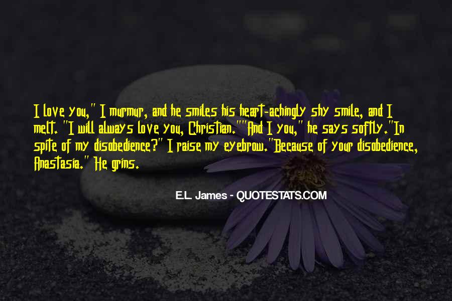 Love Comes Softly Quotes #148990