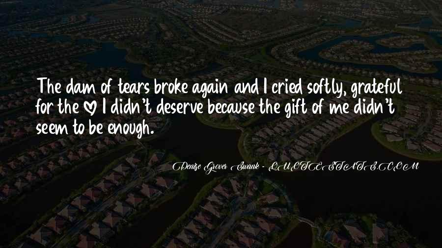 Love Comes Softly Quotes #20237