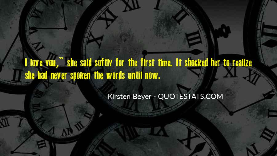 Love Comes Softly Quotes #95562