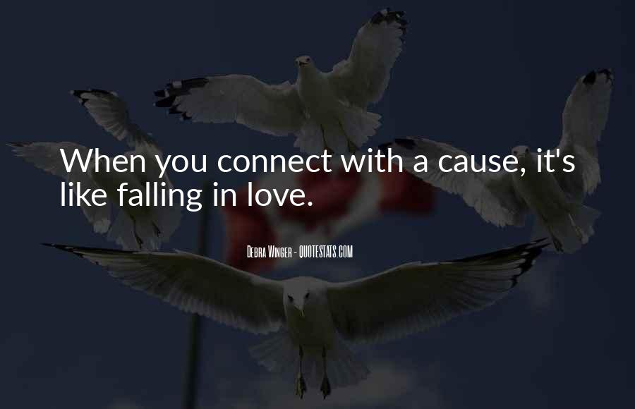 Love Connect Quotes #1158938