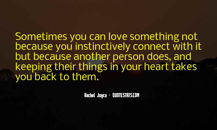 Love Connect Quotes #1276915