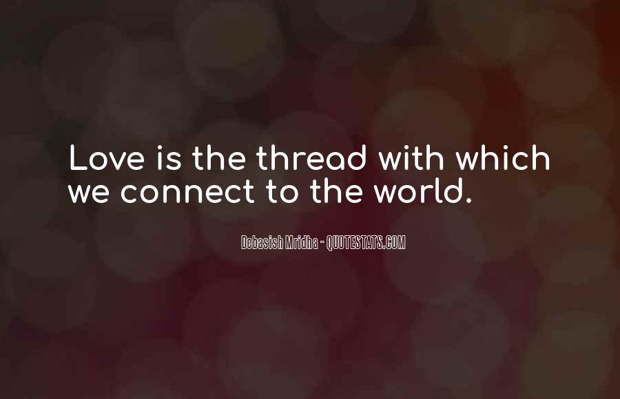 Love Connect Quotes #1453412