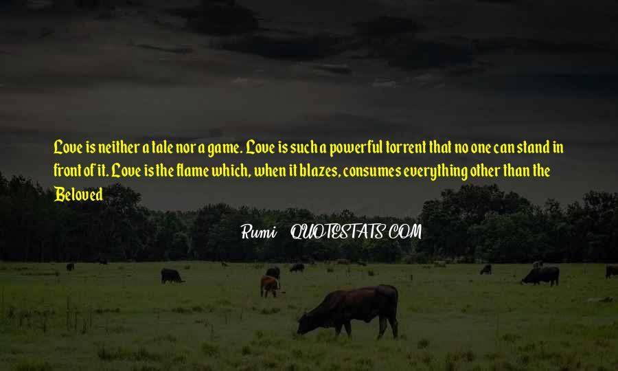 Love Consumes Me Quotes #406249