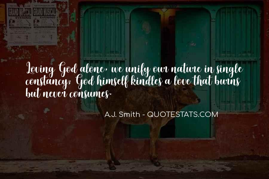 Love Consumes Me Quotes #564134