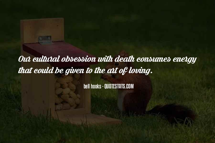 Love Consumes Me Quotes #688614