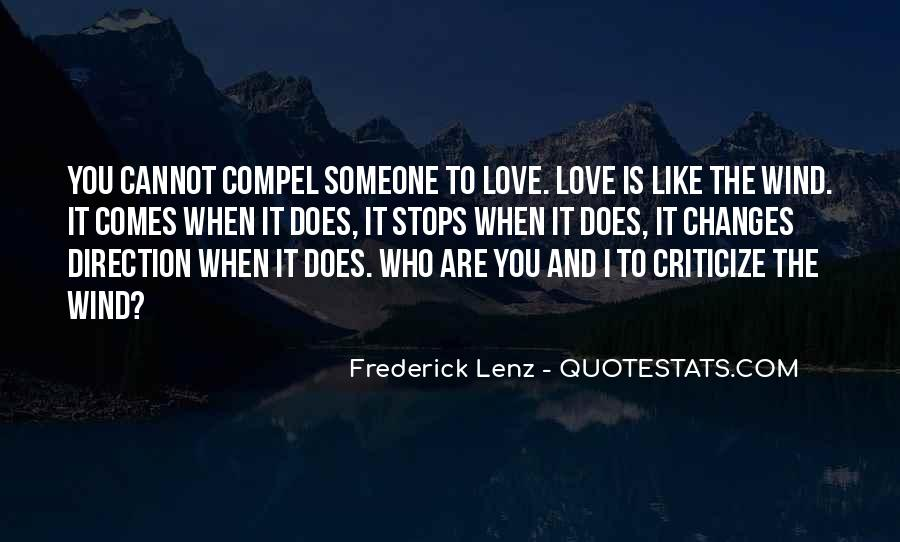 Love Criticize Quotes #734846