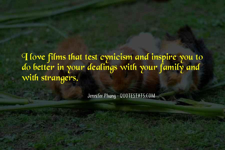 Love Cynicism Quotes #1410117