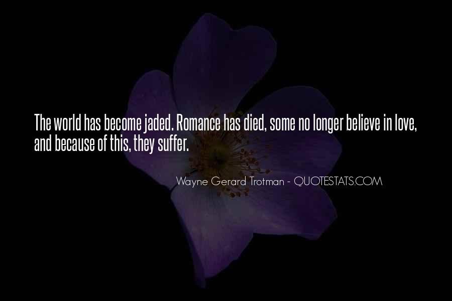 Love Cynicism Quotes #1478444