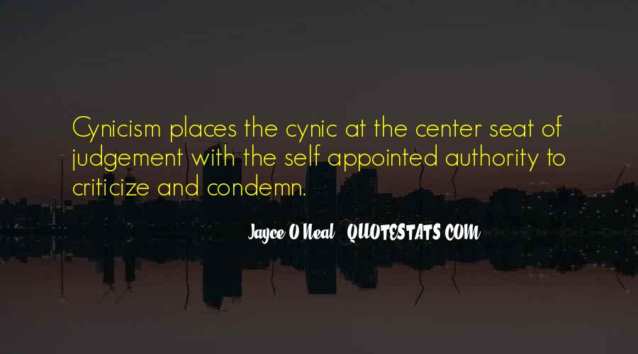 Love Cynicism Quotes #1581839