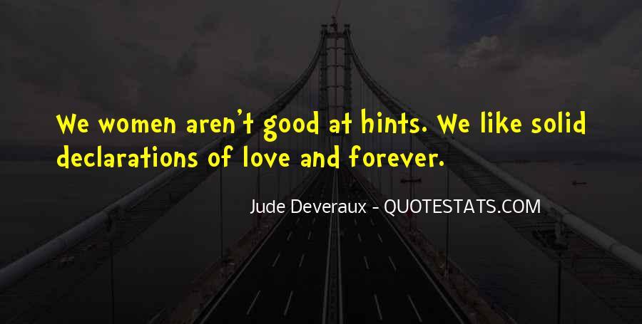 Love Declarations Quotes #1335402
