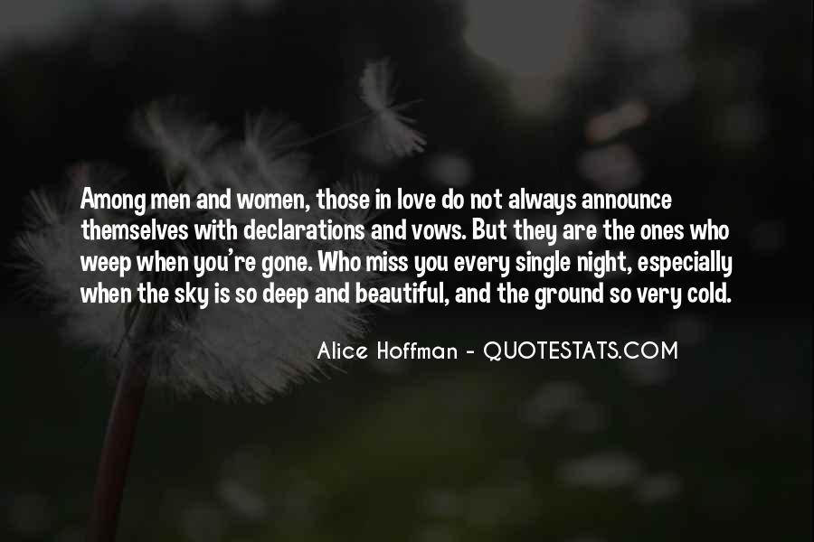 Love Declarations Quotes #1415247