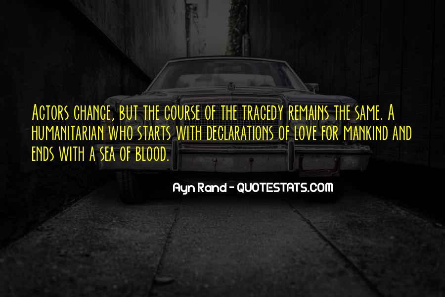 Love Declarations Quotes #1456532