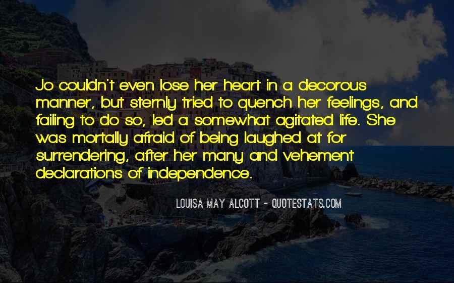 Love Declarations Quotes #1506506