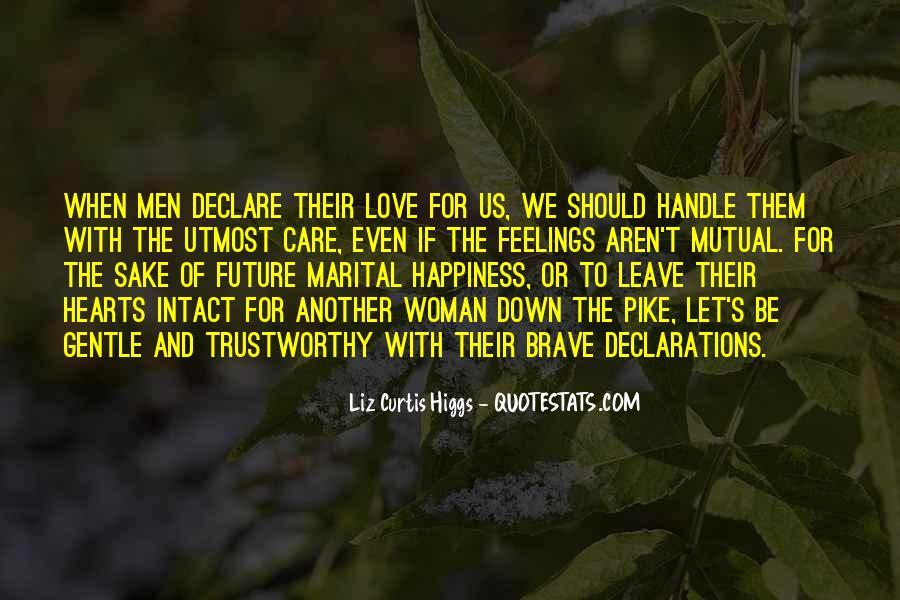 Love Declarations Quotes #1555392