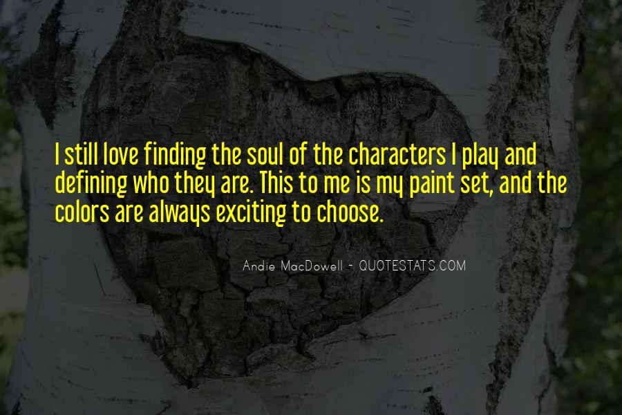 Love Defining Quotes #1262172