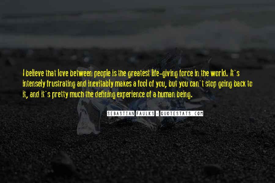 Love Defining Quotes #1502228