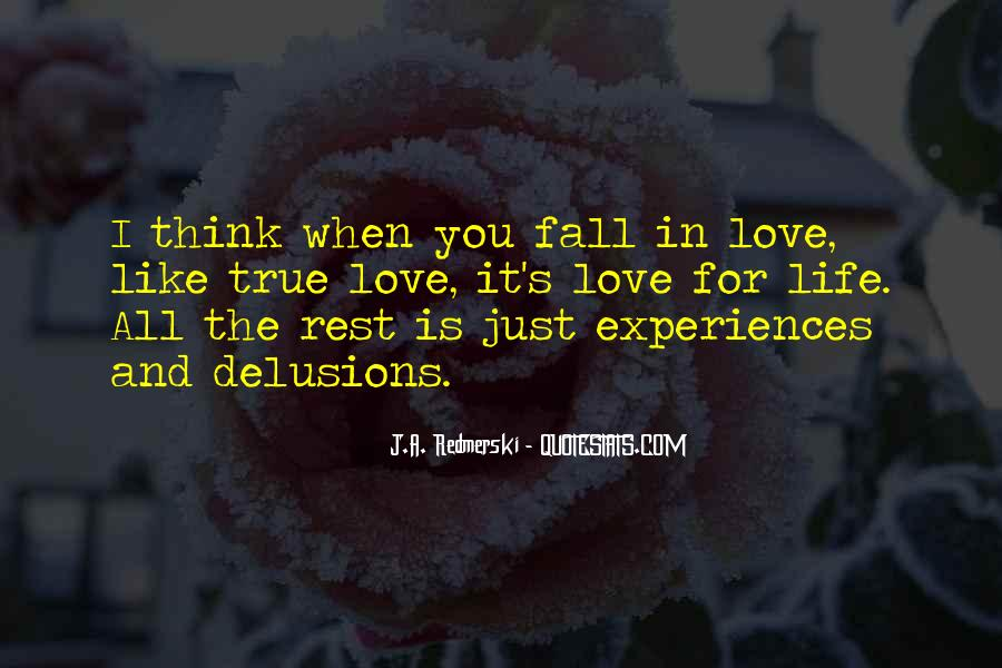 Love Delusions Quotes #238585