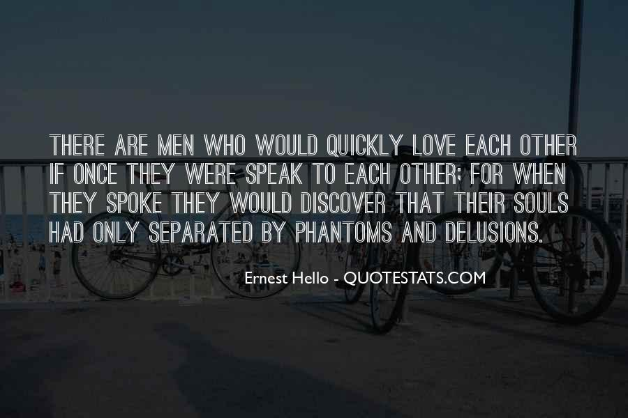 Love Delusions Quotes #387110