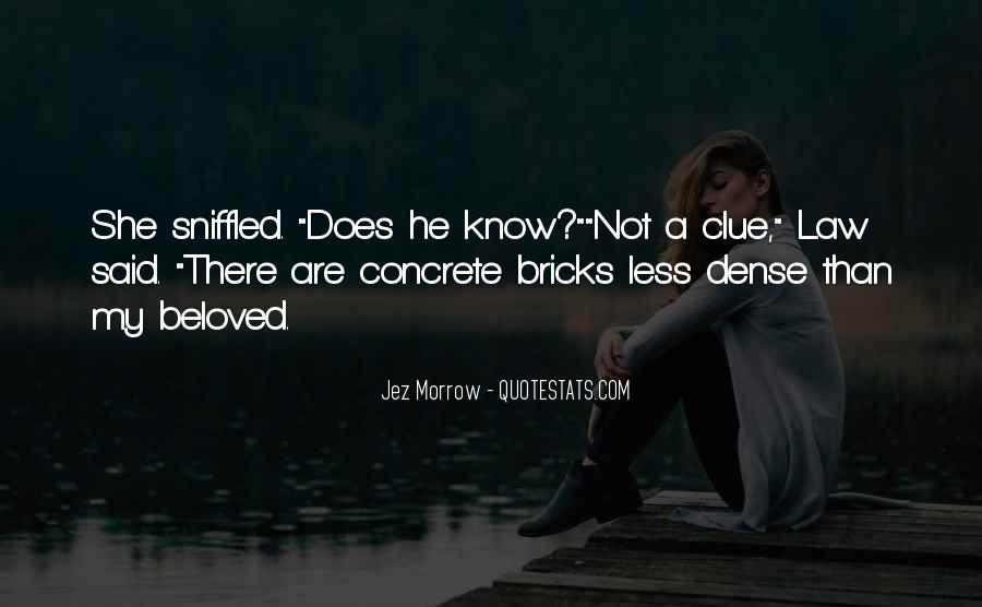 Love Dense Quotes #274252