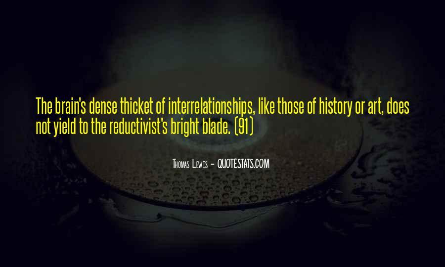 Love Dense Quotes #496871